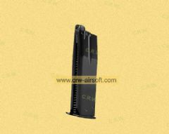 KJ works KP09 CZ 75 Gas Magazine